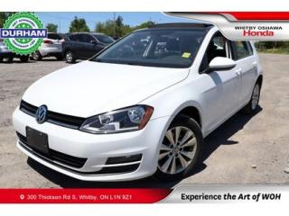 Used 2017 Volkswagen Golf COMFORTLINE for sale in Whitby, ON