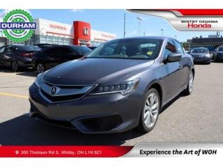 Used 2017 Acura ILX 4dr Sdn Premium for sale in Whitby, ON