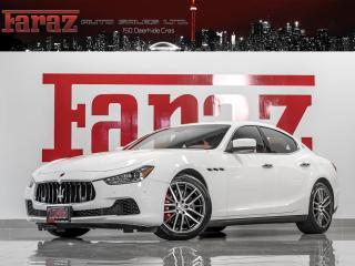 Used 2016 Maserati Ghibli S Q4 BLINDSPOT NAVI REAR CAM REMOTE START LOADED for sale in North York, ON