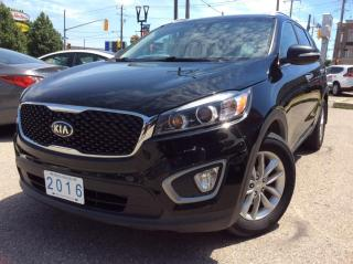 Used 2016 Kia Sorento LX for sale in Toronto, ON