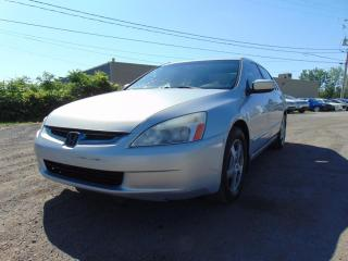 Used 2005 Honda Accord Hybrid *****HYBRIDE*****ROULE BIEN****A/C****** for sale in St-Eustache, QC