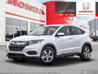 New 2020 Honda HR-V LX AWD for sale in Cambridge, ON