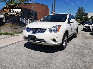 Used 2013 Nissan Rogue SV | Power Seat | Heated Seats | Auto Climate | Adjustable Driving Modes | Bluetooth for sale in North York, ON