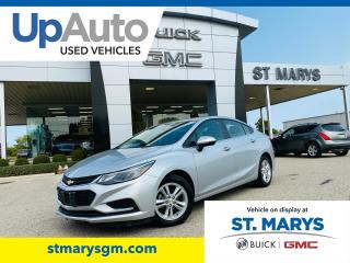 Used 2018 Chevrolet Cruze LT for sale in St. Marys, ON