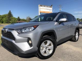 Used 2019 Toyota RAV4 XLE AWD Mint and Loaded! Sunroof, Heated Steering, Heated Seats, BackupCam, Bluetooth, Alloys, Pwr Seat, for sale in Kemptville, ON