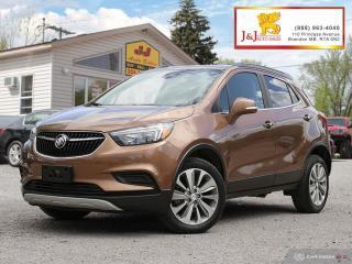 Used 2017 Buick Encore Preferred AWD,Auto for sale in Brandon, MB