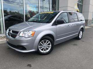 Used 2017 Dodge Grand Caravan SXT PLUS  STOW N GO DVD for sale in Ste-Agathe-des-Monts, QC