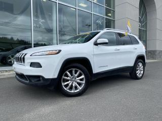 Used 2015 Jeep Cherokee Jeep Cherokee 4X4 Limited TOIT for sale in Ste-Agathe-des-Monts, QC