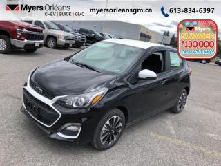 New 2020 Chevrolet Spark LT for sale in Orleans, ON