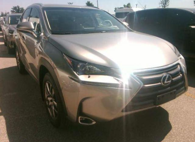 2017 Lexus NX 200T AWD ONE OWNER