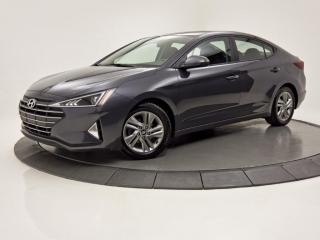 Used 2019 Hyundai Elantra Preferred CAPTEUR D'ANGLE MORT, BACK UP CAM for sale in Brossard, QC