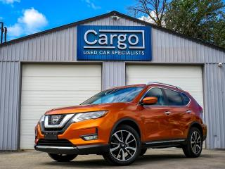 Used 2017 Nissan Rogue SL AWD for sale in Stratford, ON