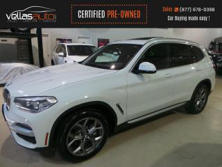 Used 2020 BMW X3 xDrive30i NAVI| PANO RF| 19ALLYS| APPLE CARPLAY for sale in Vaughan, ON