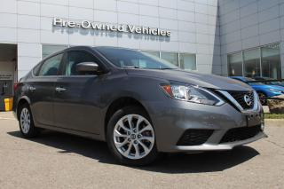 Used 2016 Nissan Sentra 1.8 SV ONE OWNER ACCIDENT FREE TRADE, ONLY 20108 KMS. NISSAN CERTIFIED PREOWNED. for sale in Toronto, ON