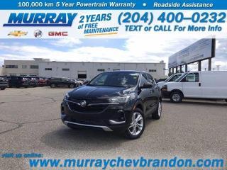 New 2020 Buick Encore GX Preferred for sale in Brandon, MB