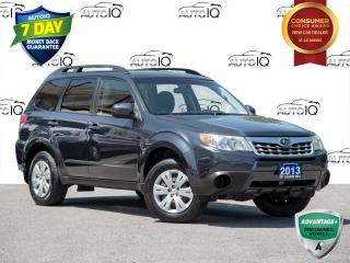 Used 2013 Subaru Forester 2.5X Touring One Owner | Clean Car Fax | Selling AS IS for sale in St Catharines, ON