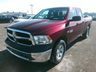Used 2017 RAM 1500 Cabine quad 4RM, 140,5 po ST for sale in Prevost, QC