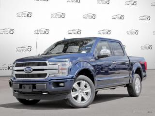 New 2020 Ford F-150 PLATINUM for sale in Kitchener, ON