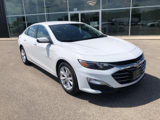 Used 2019 Chevrolet Malibu 4dr Sdn LT w-1LT for sale in Ingersoll, ON