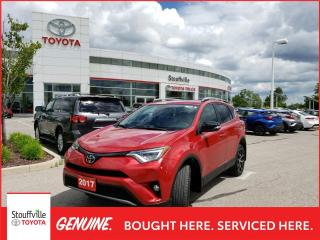 Used 2017 Toyota RAV4 AWD SE - HEATED STEERING WHEEL - TOYOTA SAFETY SENSE for sale in Stouffville, ON