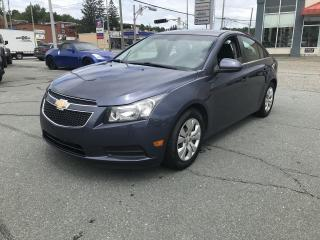 Used 2014 Chevrolet Cruze Berline 4 portes 1LT for sale in Sherbrooke, QC