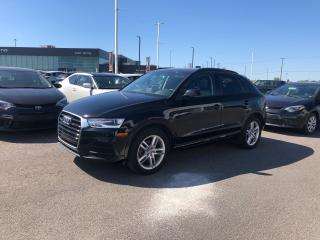 Used 2016 Audi Q3 QUATTRO * 65 000 KM * TOIT PANO * CUIR * for sale in Mirabel, QC