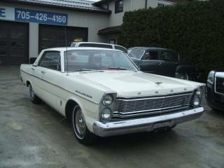 Used 1965 Ford Galaxie XL 500 , 4D , Hard Top for sale in Beaverton, ON