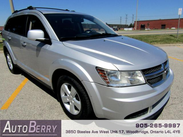 2012 Dodge Journey 2.4L - 7 Passenger