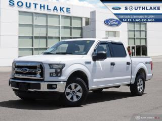 Used 2016 Ford F-150 XLT 5.0l V8|TRAILER TOW| for sale in Newmarket, ON