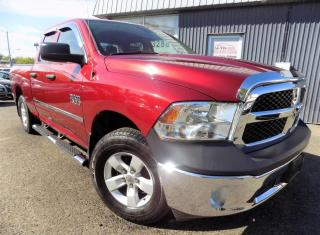 Used 2014 RAM 1500 ***4X4,BAS KILOMETRAGE,MAGS,A/C*** for sale in Longueuil, QC