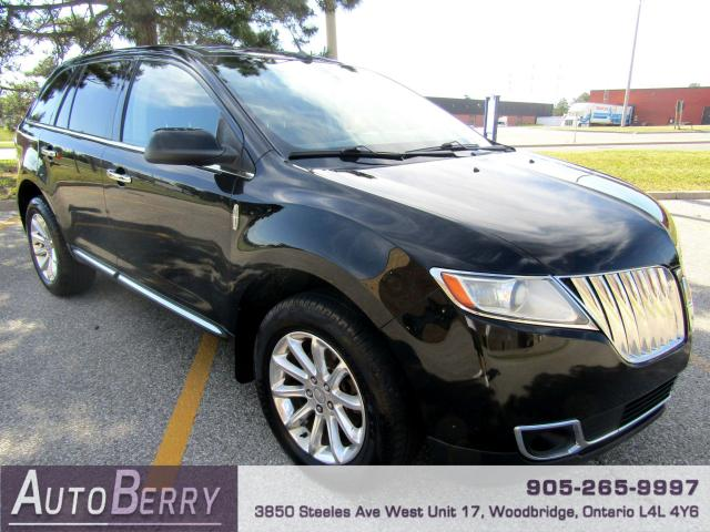 2012 Lincoln MKX 3.7L - AWD