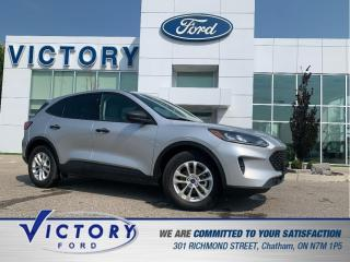 Used 2020 Ford Escape S | LANE KEEPING | REVERSE CAMERA | BLUETOOTH for sale in Chatham, ON