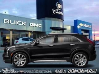 New 2020 Cadillac XT4 Premium Luxury - Leather Seats - $324 B/W for sale in Bolton, ON