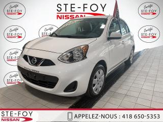 Used 2019 Nissan Micra NISSAN MICRA SV 2019 TOUTES EQUIPE for sale in Ste-Foy, QC