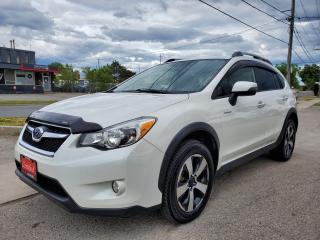 Used 2015 Subaru XV Crosstrek ACCIDENT FREE. HYBRID for sale in North York, ON