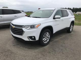 New 2020 Chevrolet Traverse LT Cloth for sale in Shellbrook, SK