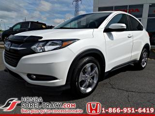 Used 2018 Honda HR-V EX Traction Intégrale CVT for sale in Sorel-Tracy, QC