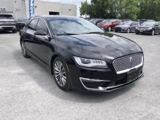 Used 2018 Lincoln MKZ Select for sale in Cornwall, ON