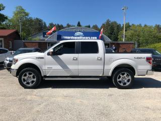 Used 2013 Ford F-150 Lariat for sale in Flesherton, ON