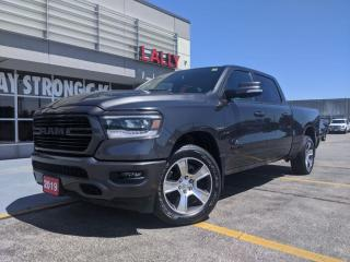 Used 2019 RAM 1500 SPORT for sale in Chatham, ON