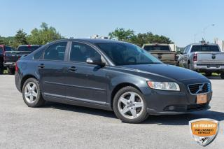 Used 2009 Volvo S40 2.4i for sale in Barrie, ON