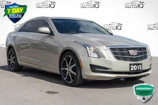 Used 2015 Cadillac ATS 2.5L Luxury for sale in Innisfil, ON