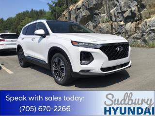 New 2020 Hyundai Santa Fe Ultimate 2.0 for sale in Sudbury, ON