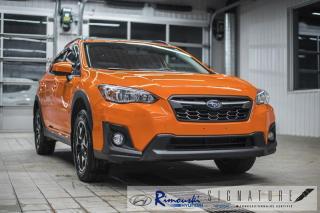 Used 2018 Subaru XV Crosstrek Touring chez Rimouski Hyundai for sale in Rimouski, QC