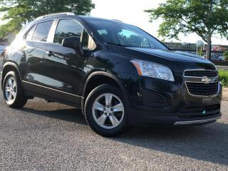 Used 2014 Chevrolet Trax AWD 4dr LT w/1LT for sale in Waterloo, ON