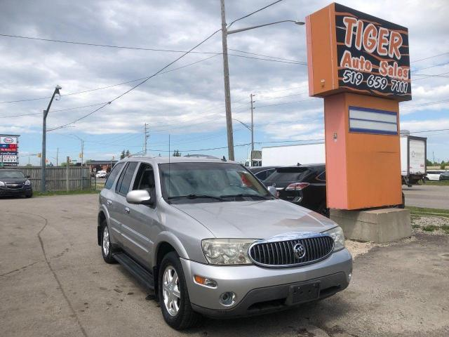 2007 Buick Rainier CXL*ONLY 194KMS*5.3L V8*AWD*RUNS GREAT**AS IS