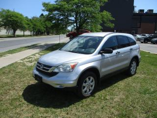 Used 2011 Honda CR-V LX ~ AWD ~ SAFETY INCLUDED for sale in Toronto, ON