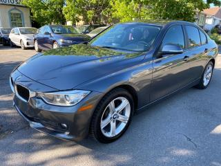 Used 2015 BMW 3 Series 4dr Sdn 320i xDrive AWD for sale in Ottawa, ON