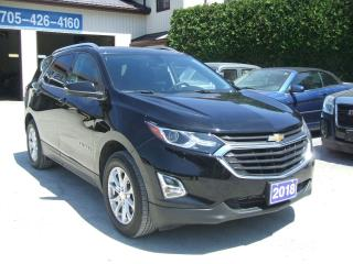 Used 2018 Chevrolet Equinox LT,AWD , Pano Roof for sale in Beaverton, ON