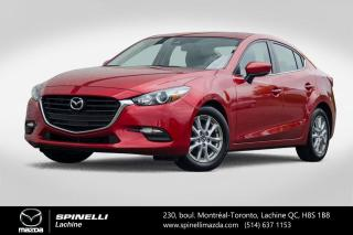 Used 2017 Mazda MAZDA3 GS AUTO GPS TOIT OUVRANT SIEGES CHAUFFANTS Mazda 3 GS 2017 for sale in Lachine, QC